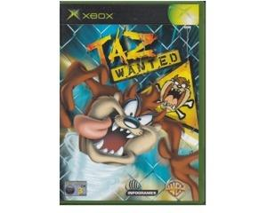 Taz Wanted (Reserveret)