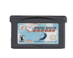 Disney Sports : Soccer (GBA)