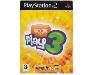 Eye Toy Play 3 (bundle)