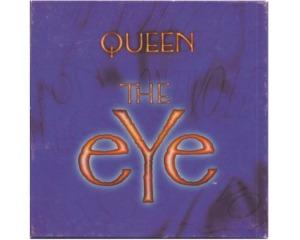 Queen the Eye m. CD kasse  (CD-Rom)
