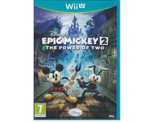 Epic Mickey 2 : The Power of Two (Wii U)