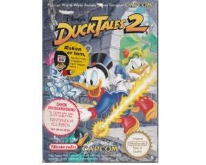 Duck Tales 2 (scn) m. kasse (slidt) og manual