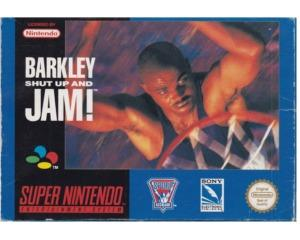 Barkley Shut up and Jam (eur) m. kasse og manual