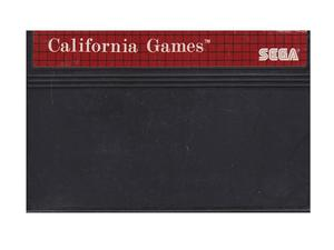 California Games (dårlig label) (SMS)