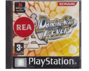 Dancing Stage Fever (PS1)