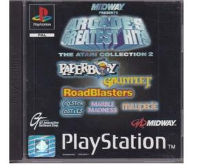 Arcade's Greatest Hits : The Atari Collection 2 (PS1)