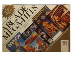 Arcade Mega-Hits vol. 1 (disk) m. kasse og manual