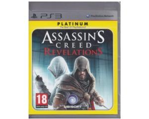 Assassins's Creed : Revelations (platinum) (PS3)