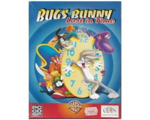 Bugs Bunny : Lost in Time m. kasse og manual (CD-Rom)
