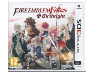 Fire Emblem Fates : Birthright (3DS)