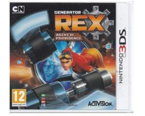 Generator Rex : Agent of Providence (3DS)