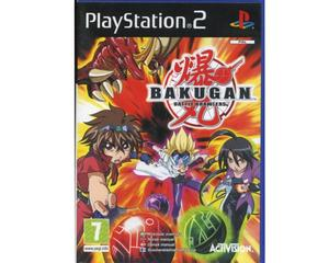 Bakugan : Battle brawlers u. manual (PS2)