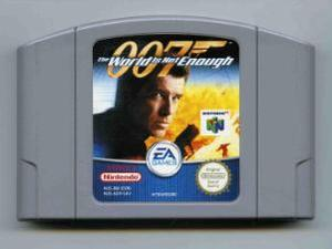 007 : The World is not Enough (N64)