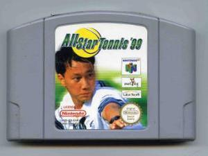 All Star Tennis 99 (N64)