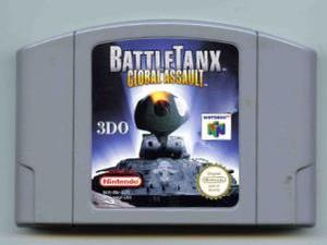 BattleTanx : Global Asault (N64)