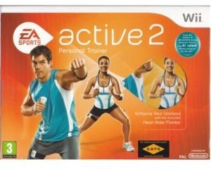 Active 2 Personal Trainer (Wii)
