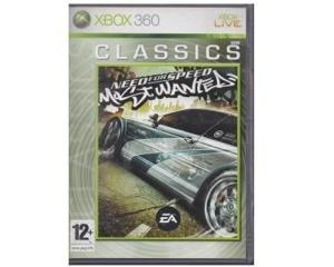 Need for Speed : Most Wanted  (classics)