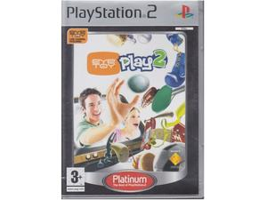 Eye Toy Play 2 (platinum) u. manual