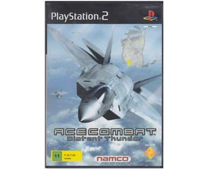 Ace Combat : Distant Thunder u. manual