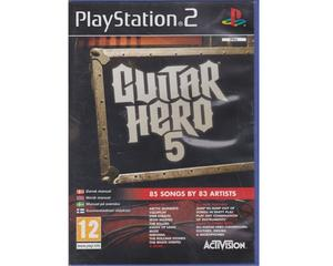 Guitar Hero 5 u. manual