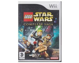 Lego Star Wars : The Complete Saga u. manual
