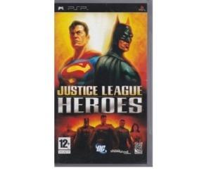 Justice League Heroes u. manual