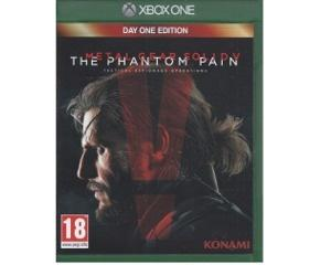 Metal Gear Solid V : The Phantom Pain (day one edition) (Xbox One)