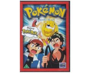Pokemon Episode 5 - 8 (DVD)