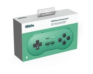 SN30 Game Controller (ny vare) (green edition)