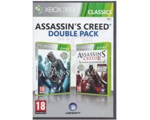 Assassins Creed / Assassins Creed II (classics) (Xbox 360)