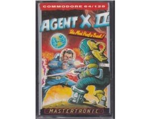 Agent X II (bånd) (Commodore 64)