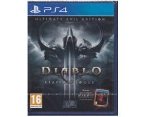 Diablo III : Reaper of Souls (ultimate evil edition) (ny vare) (PS4)