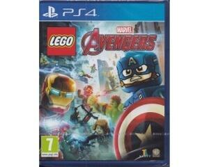 Lego Marvel Avenger (ny vare) (PS4)