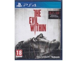 Evil Within, The (ny vare) (PS4)
