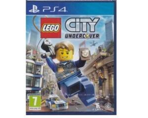 Lego City Undercover (ny vare) (PS4)
