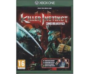 Killer Instinct : Combo Breaker Pack (Xbox One)