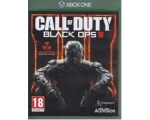 Call of Duty : Black Ops III (Xbox One)
