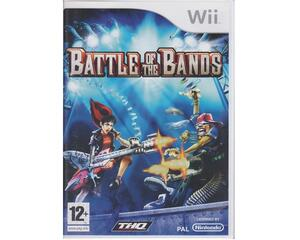 Battle of the Bands u. manual (Wii)