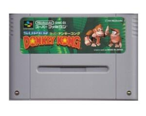 Donkey Kong Country (jap) (SNES)