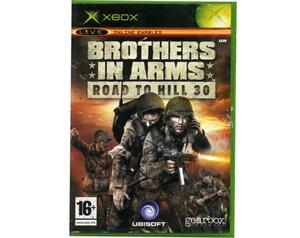 Brothers in Arms : Road to Hill 30 u. manual (Xbox)