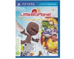 Little Big Planet (marvel super heroes edition) (PS Vita)
