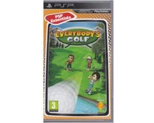 Everybody's Golf (essentials) (PSP)
