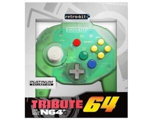 Retro-Bit Tribute 64 (Forest Green) (ny vare)