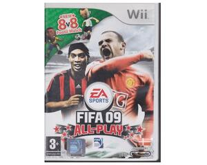 Fifa 09 All-Play (Wii) (forseglet)