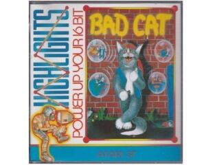 Bad Cat (Atari ST) m. kasse og manual
