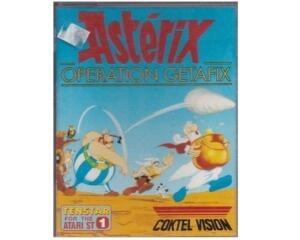 Asterix : Operation Getafix (Atari ST) m. kasse og manual