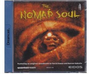 Nomad Soul, The m. kasse og manual  (Dreamcast)