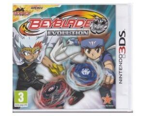Beyblade Evolution u. manual (3DS)