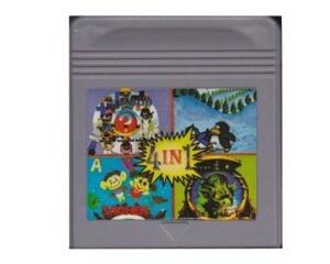 4 i 1 Sachen 4B-009 (unlicenced) (GameBoy)
