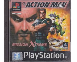 Action Man : Mission Xtreme u. manual (PS1)